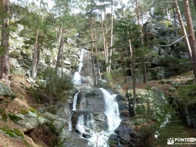 La Chorranca-Cueva Monje-Cerro del Puerco;bola de mundo viajes puente octubre